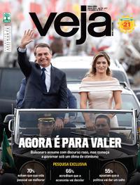 Capa da revista Veja 05/01/2019