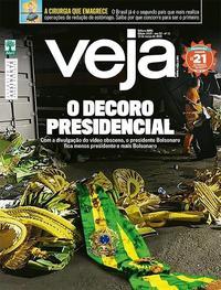 Capa da revista Veja 09/03/2019