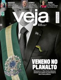 Capa da revista Veja 16/02/2019