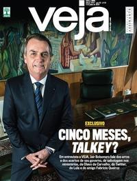 Capa da revista Veja 01/06/2019