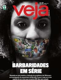 Capa da revista Veja 02/11/2019