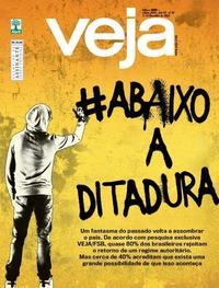Capa da revista Veja 07/12/2019