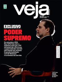 Capa da revista Veja 10/08/2019