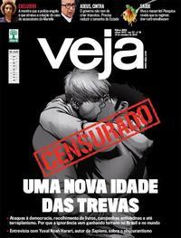 Capa da revista Veja 14/09/2019