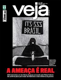 Capa da revista Veja 20/07/2019