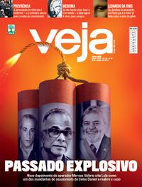 Capa da revista Veja 26/10/2019