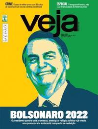 Capa da revista Veja 29/06/2019