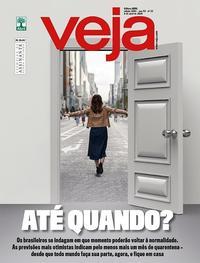 Capa da revista Veja 03/04/2020