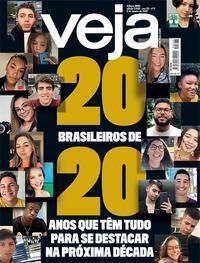 Capa da revista Veja 04/01/2020