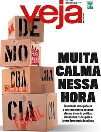 Capa da revista Veja 05/06/2020