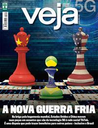 Capa da revista Veja 07/08/2020