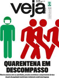 Capa da revista Veja 08/05/2020