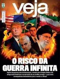 Capa da revista Veja 11/01/2020