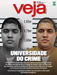 Capa da revista Veja 16/10/2020