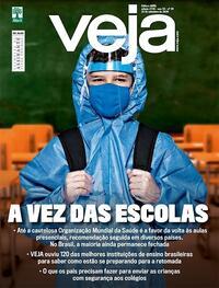 Capa da revista Veja 18/09/2020