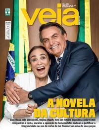 Capa da revista Veja 24/01/2020