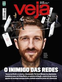 Capa da revista Veja 25/09/2020