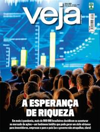 Capa da revista Veja 28/08/2020