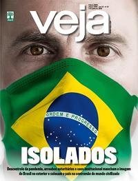 Capa da revista Veja 29/05/2020