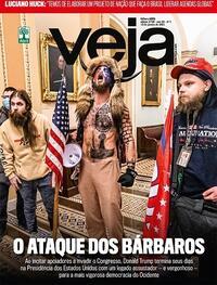 Capa da revista Veja 08/01/2021