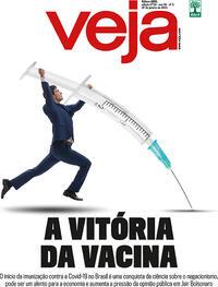 Capa da revista Veja 22/01/2021