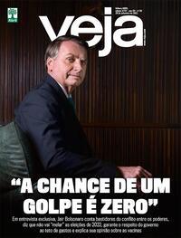 Capa da revista Veja 24/09/2021