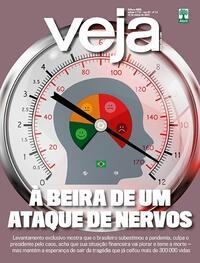 Capa da revista Veja 26/03/2021