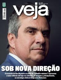 Capa da revista Veja 30/07/2021