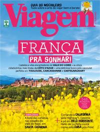 Capa Revista Viagem e Turismo