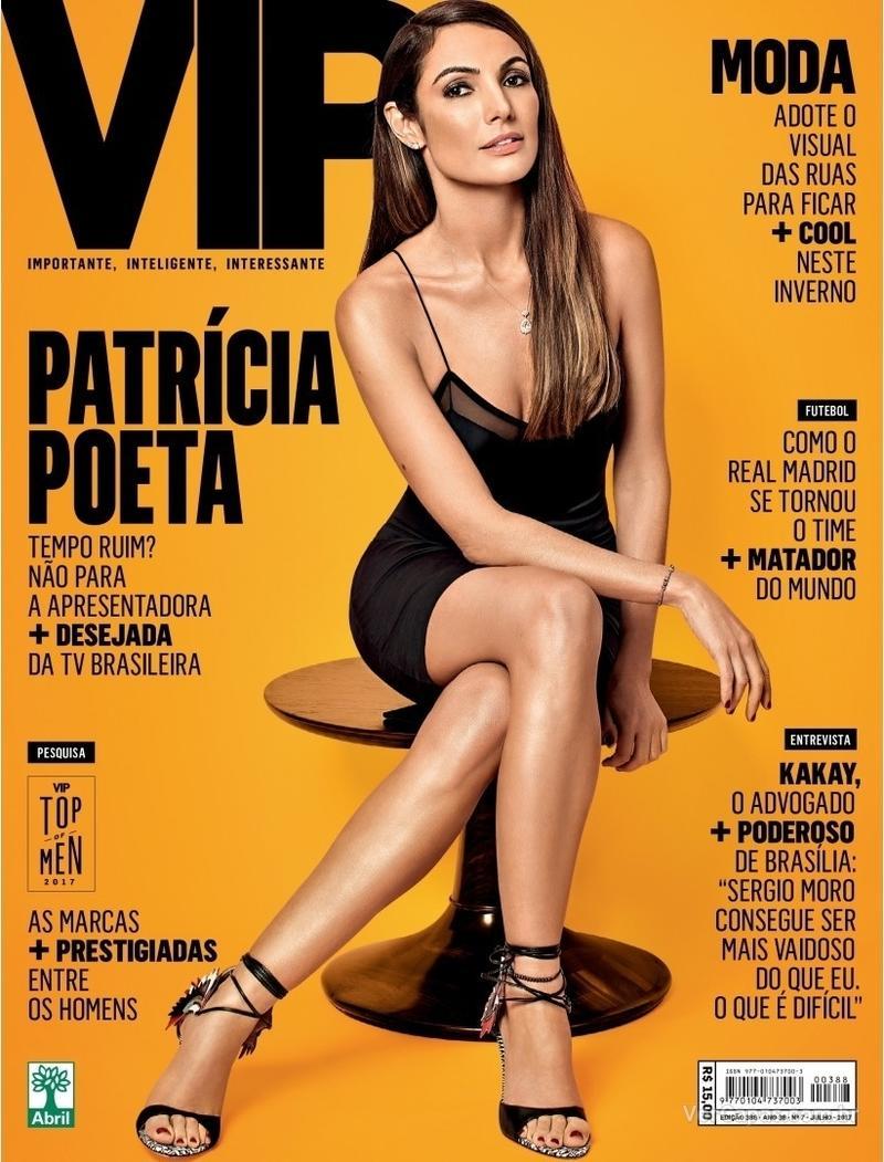 Capa da revista VIP 01/07/2017