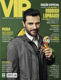 Capa da revista VIP 01/08/2017