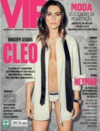 Capa da revista VIP 01/09/2017