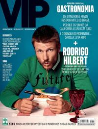 Capa da revista VIP 01/10/2017