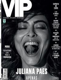 Capa da revista VIP 01/09/2018
