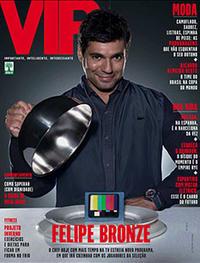 Capa da revista VIP 01/04/2018