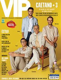 Capa da revista VIP 01/03/2018