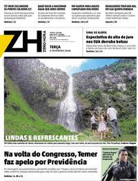 Zero Hora - 06-02-2018
