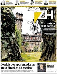 Capa do jornal Zero Hora 23/11/2019